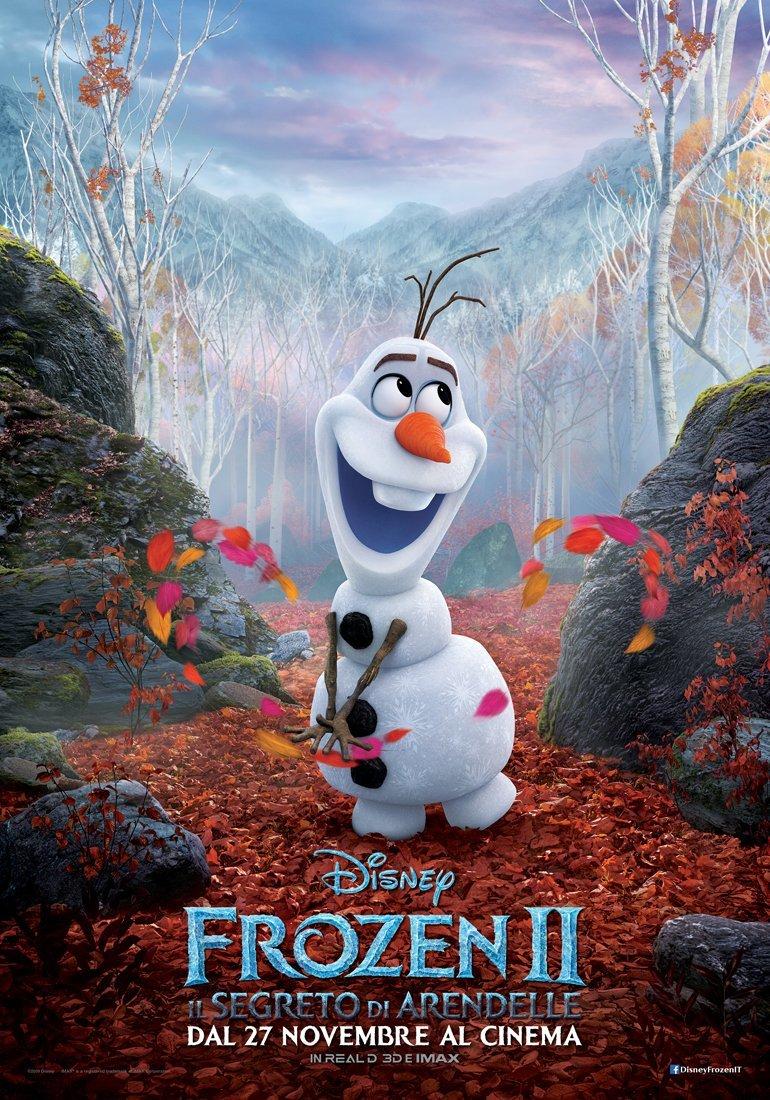 Olaf Reine Des Neiges 2 : reine, neiges, Reine, Neiges, Italian, Character, Poster, Photo, (43066436), Fanpop