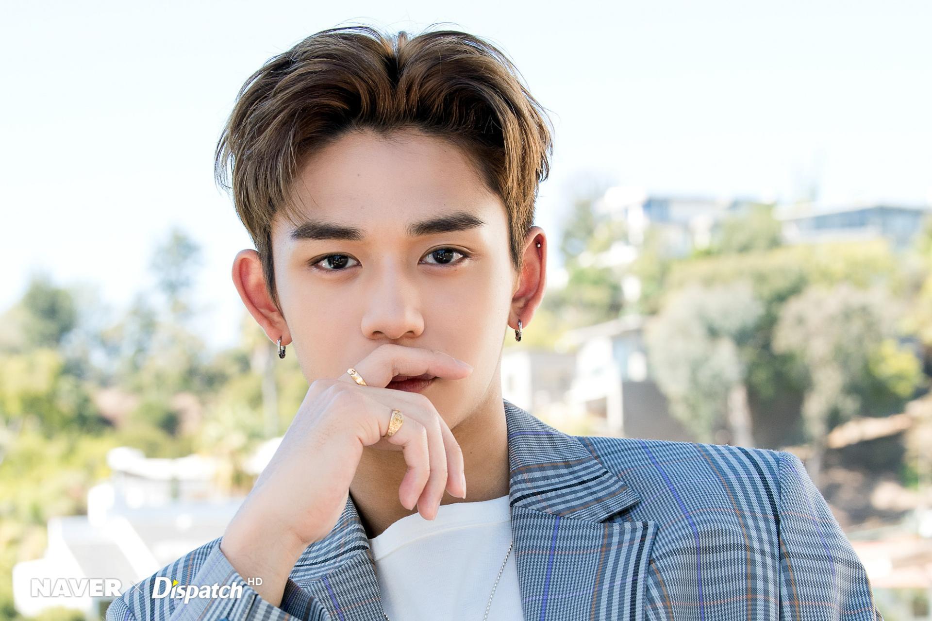 Lucas - NCT U fond d'écran (43159573) - fanpop