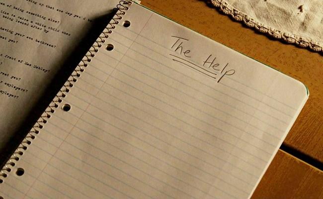 Skeeter S Noteboook The Help Foto 43234847 Fanpop