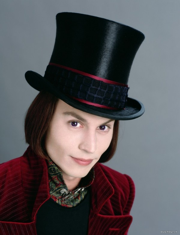 Character Handsome Johnny Depp