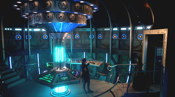 Classic Tardis 3d Wallpaper Roundels Which Is Your Favourite Tardis Interior Of The Doctor S