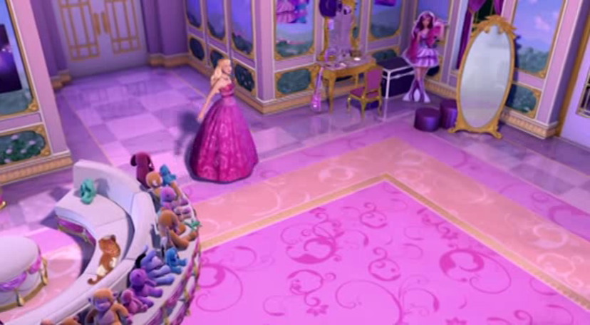 Whose room Poll Results  Barbie the Princess and the