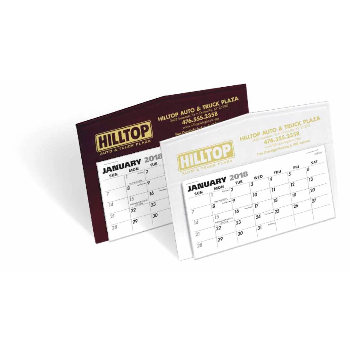 Legacy Desk Calendar 2018  Custom Desktop Items  073 Ea