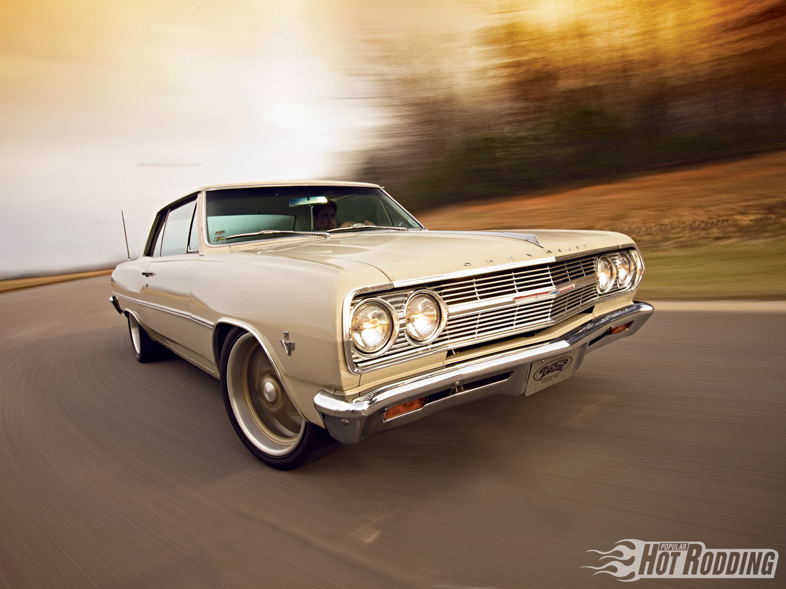 3840x1080 Wallpaper Classic Car 1965 Chevy Chevelle Wallpaper And Background Image