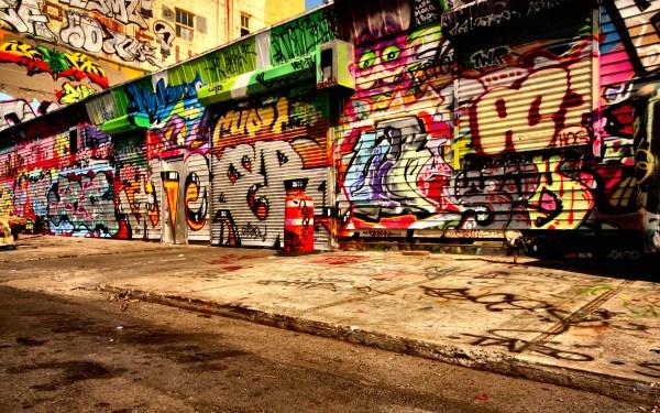 Graffiti Fonds 'cran Hd Arri-plans - Wallpaper Abyss