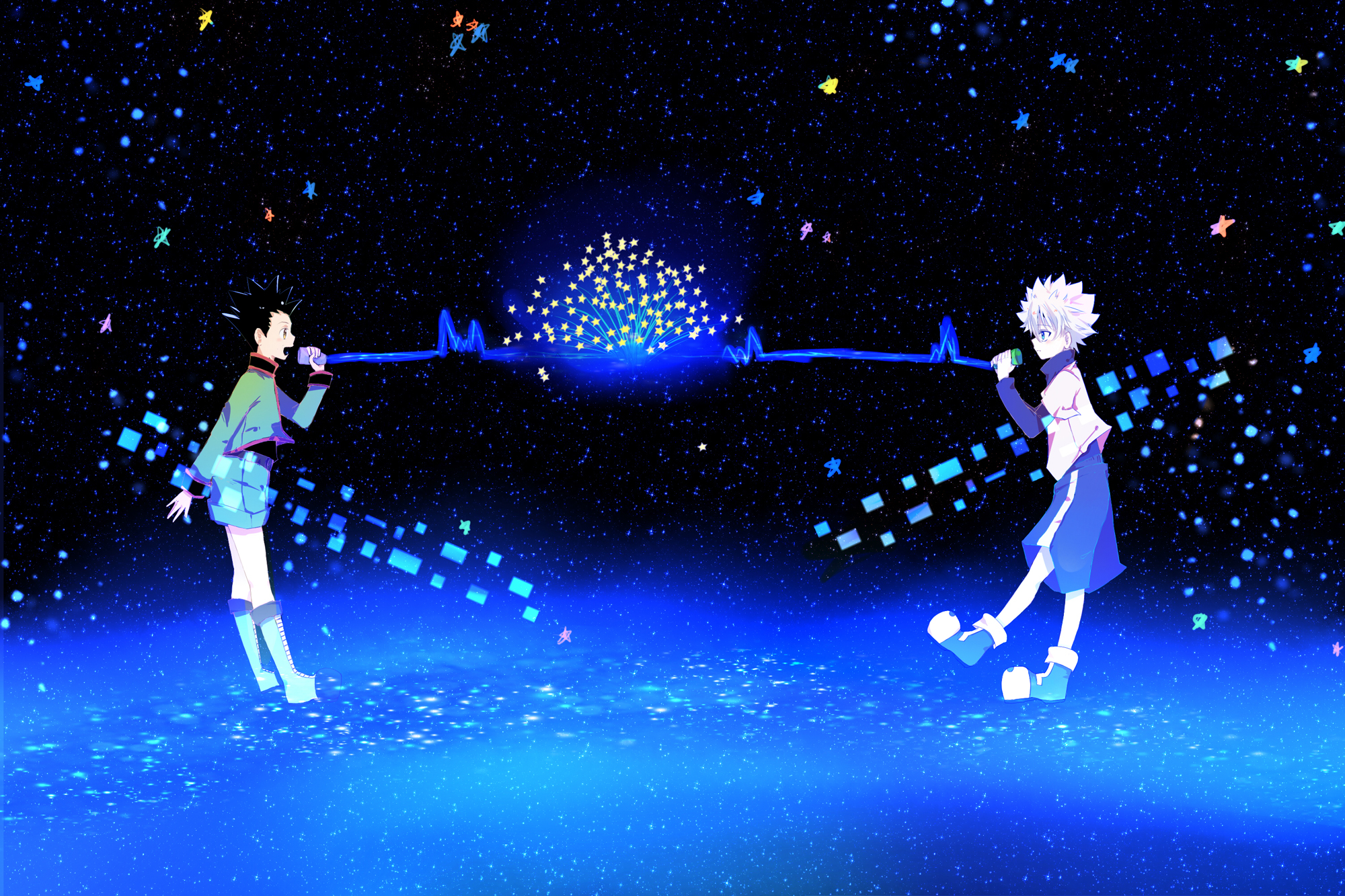 Discover more posts about gon wallpaper. Hunter X Hunter HD Wallpaper   Background Image   2000x1333