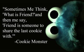 15 Cookie Monster HD Wallpapers Background Images Wallpaper Abyss