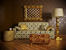 Eclectic Living Hd Wallpaper Background