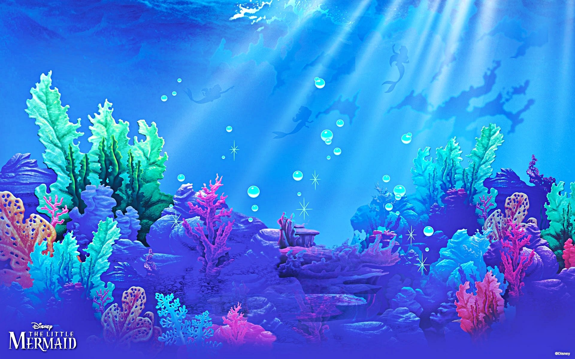 The Little Mermaid HD Wallpaper  Background Image  1920x1200  ID337424  Wallpaper Abyss