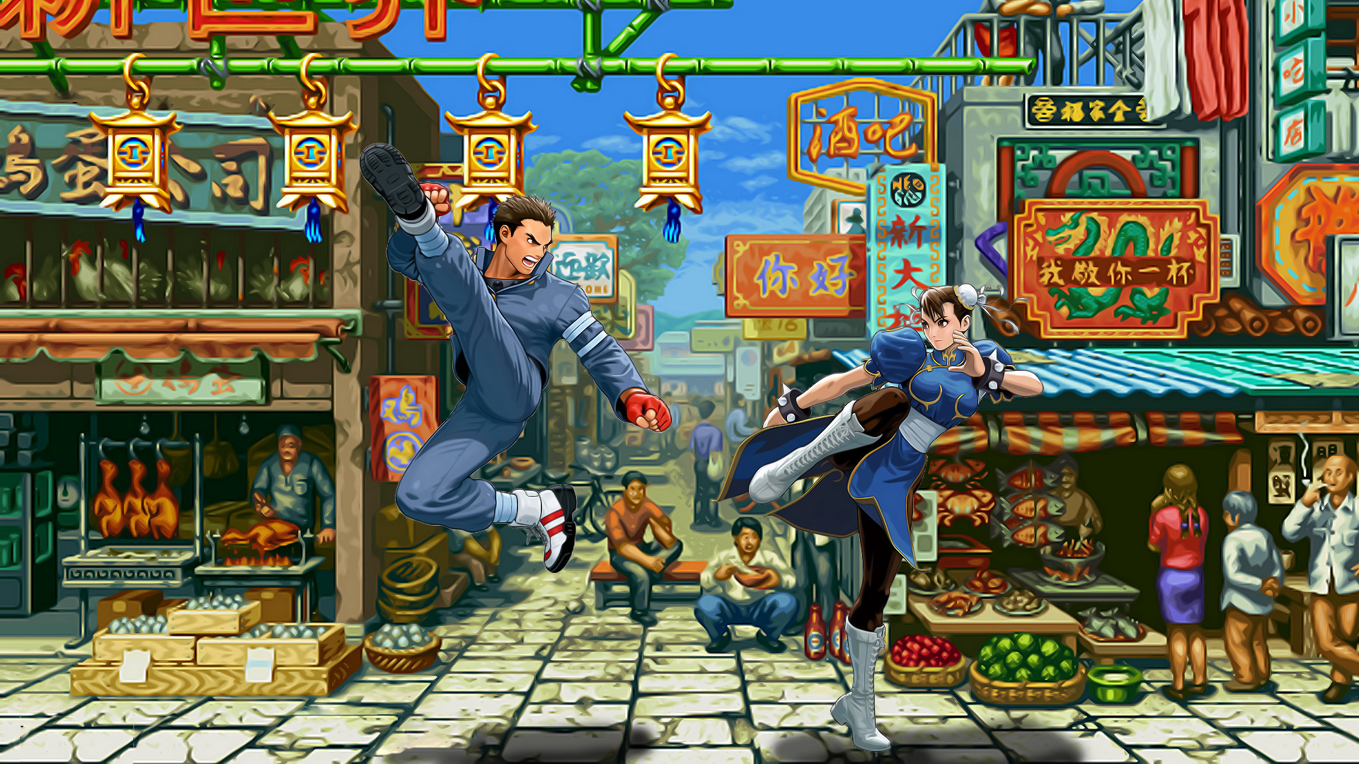 Animated Lion Wallpaper Hd 6 Street Fighter Ii The World Warrior Hd Wallpapers