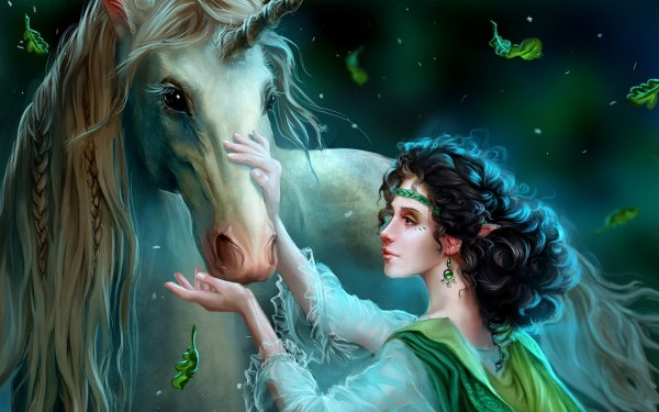 Unicorn Hd Wallpaper Background 1920x1200 Id