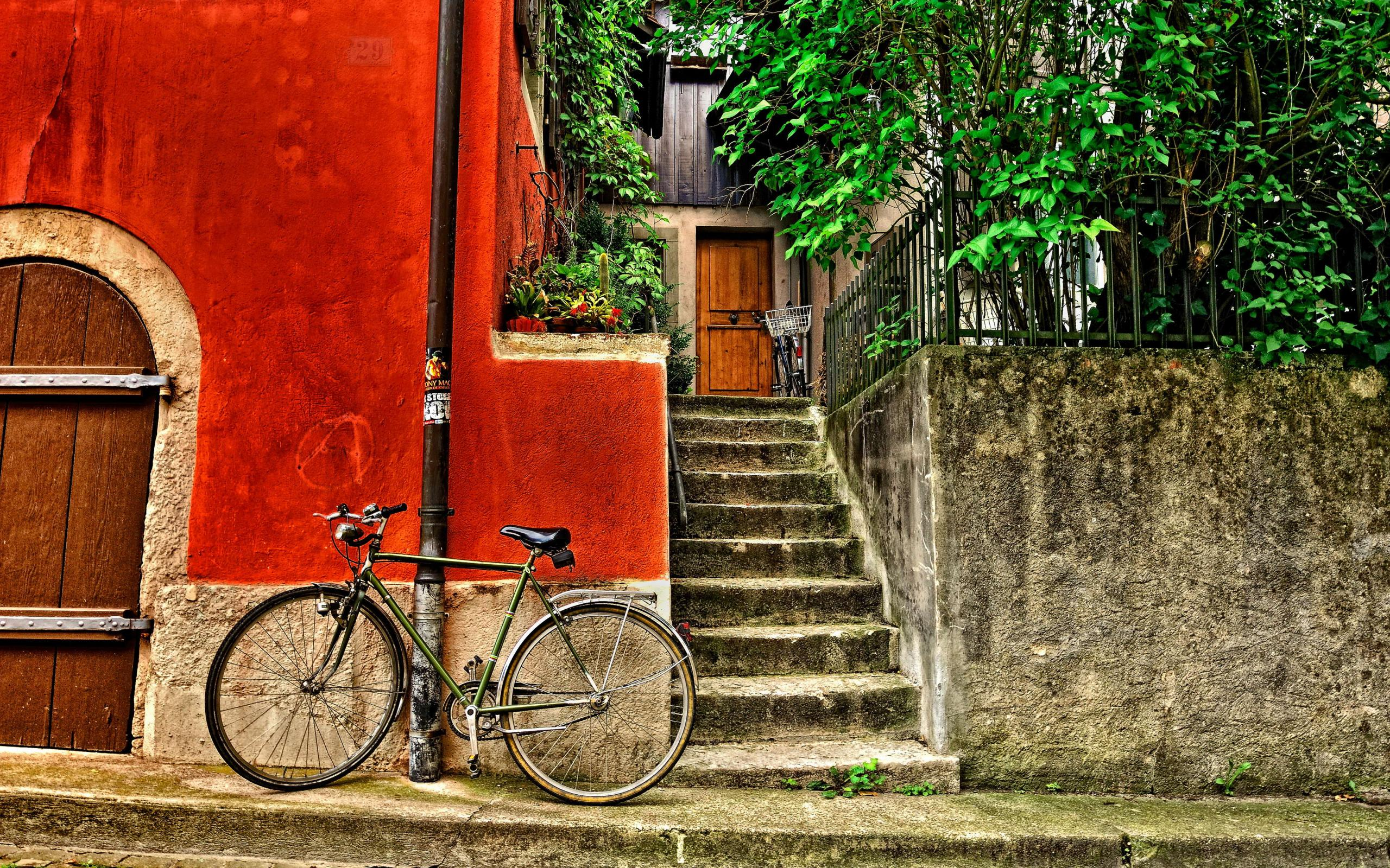 bicycle hd wallpaper background