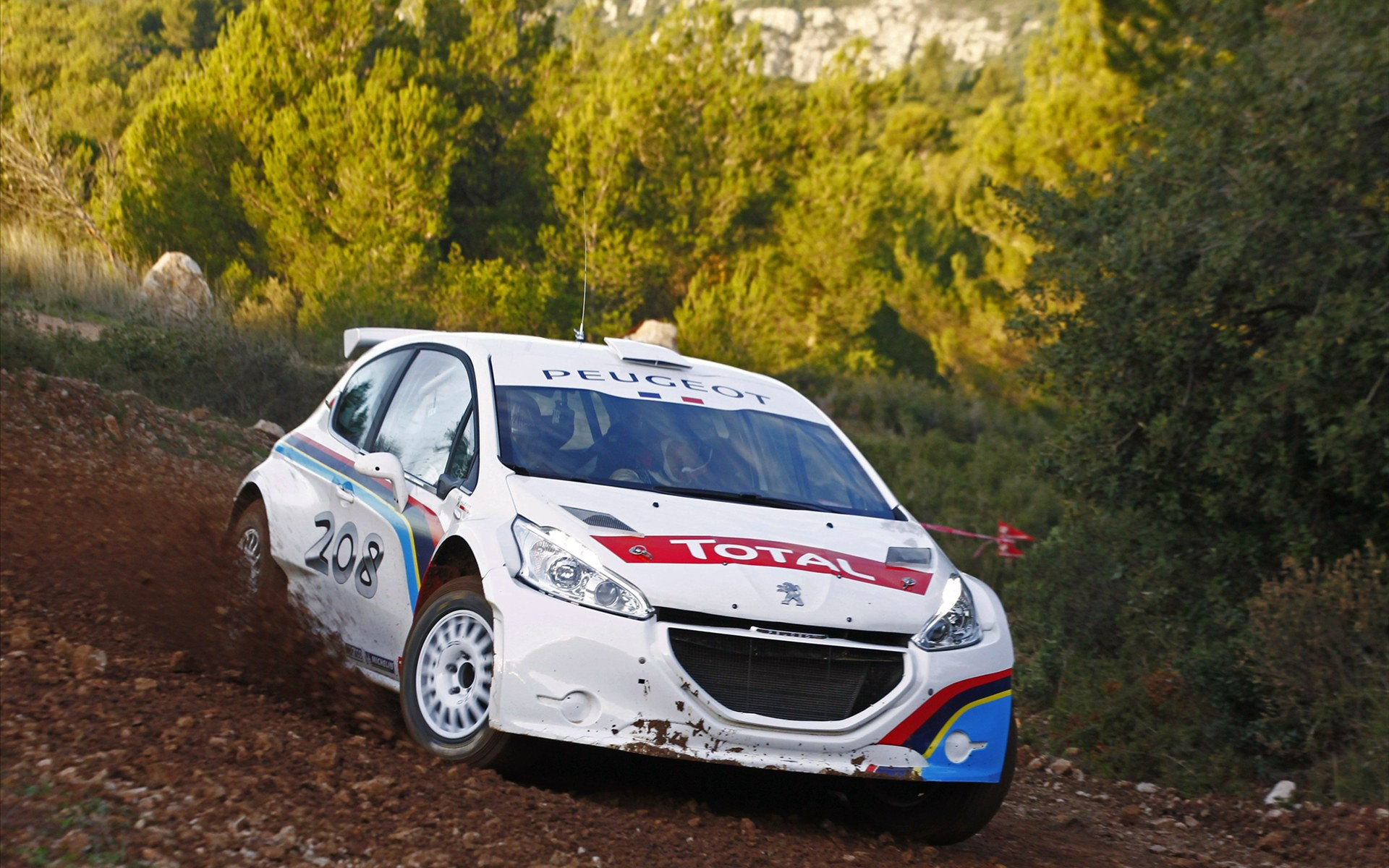 Alpha Coders Car Wallpapers 1 Peugeot 208 R5 Hd Wallpapers Background Images