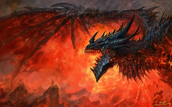 World of Warcraft Cool Pictures of Dragons