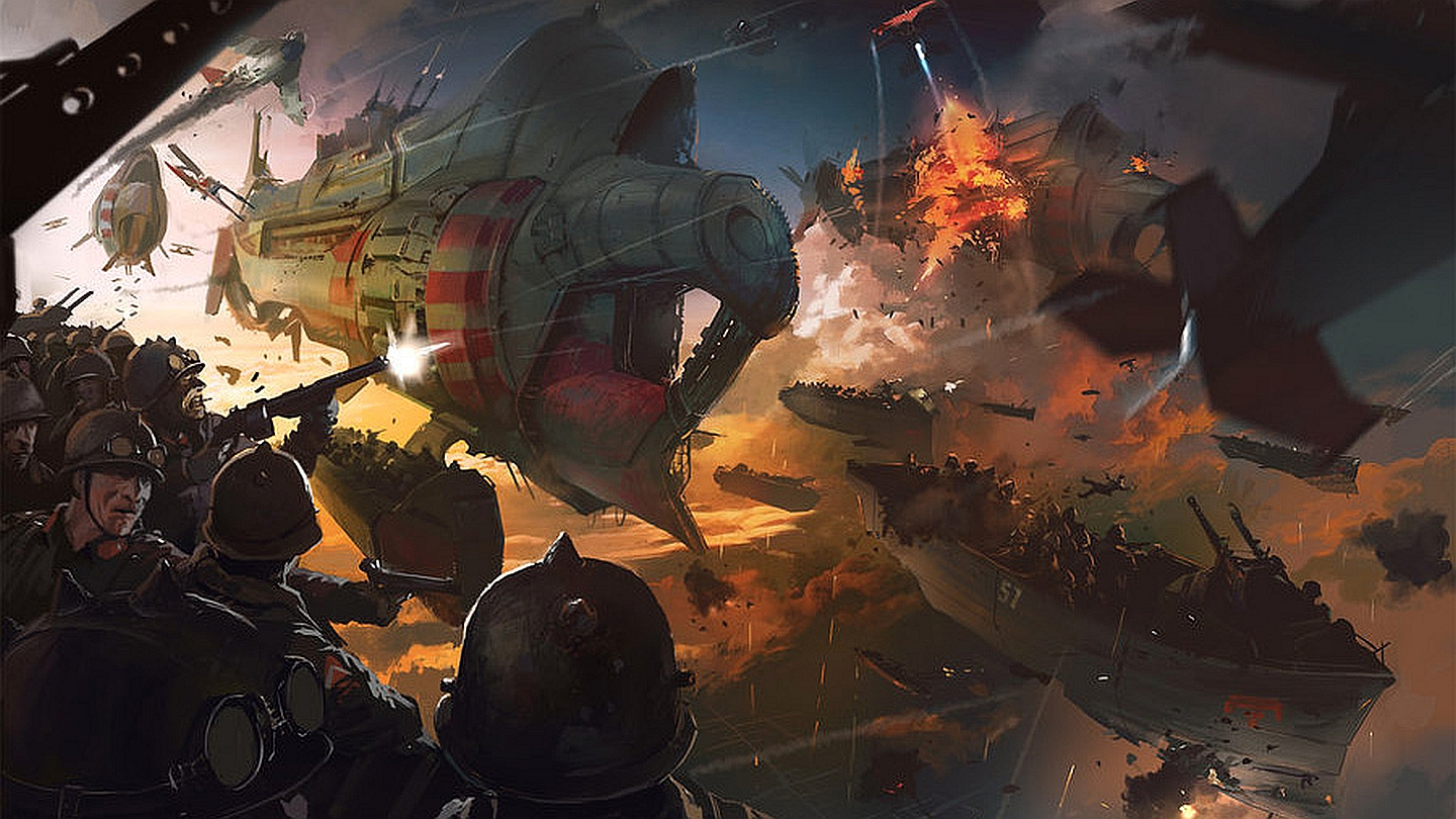 Battle Wallpaper And Background Image 1440x810 ID400282