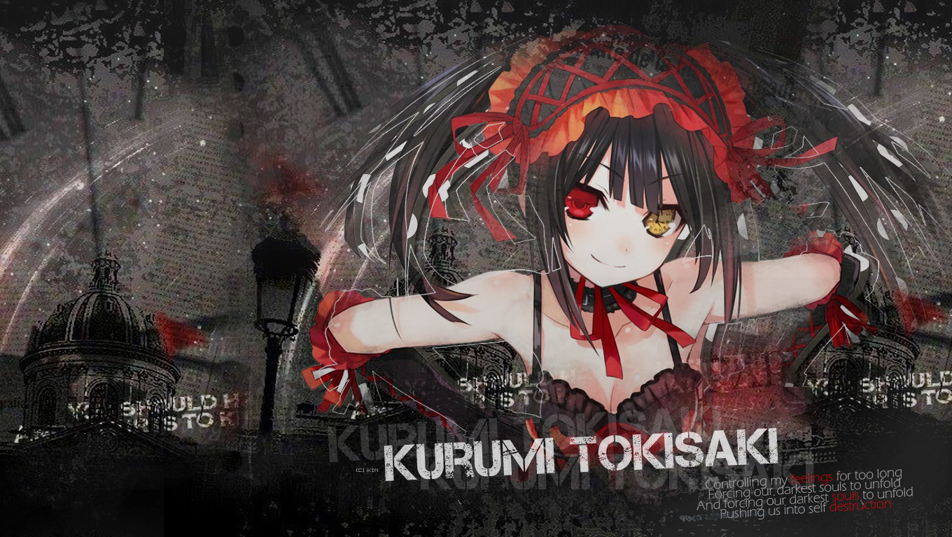 Customize your home screen and make it truly. Date A Live Kurumi Wallpaper and Background Image ...