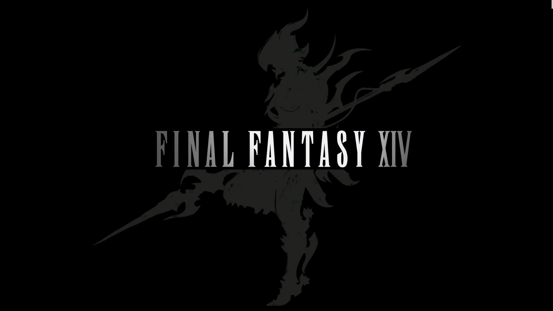 Final Fantasy Wallpaper Iphone X Final Fantasy Xiv Full Hd Wallpaper And Background Image