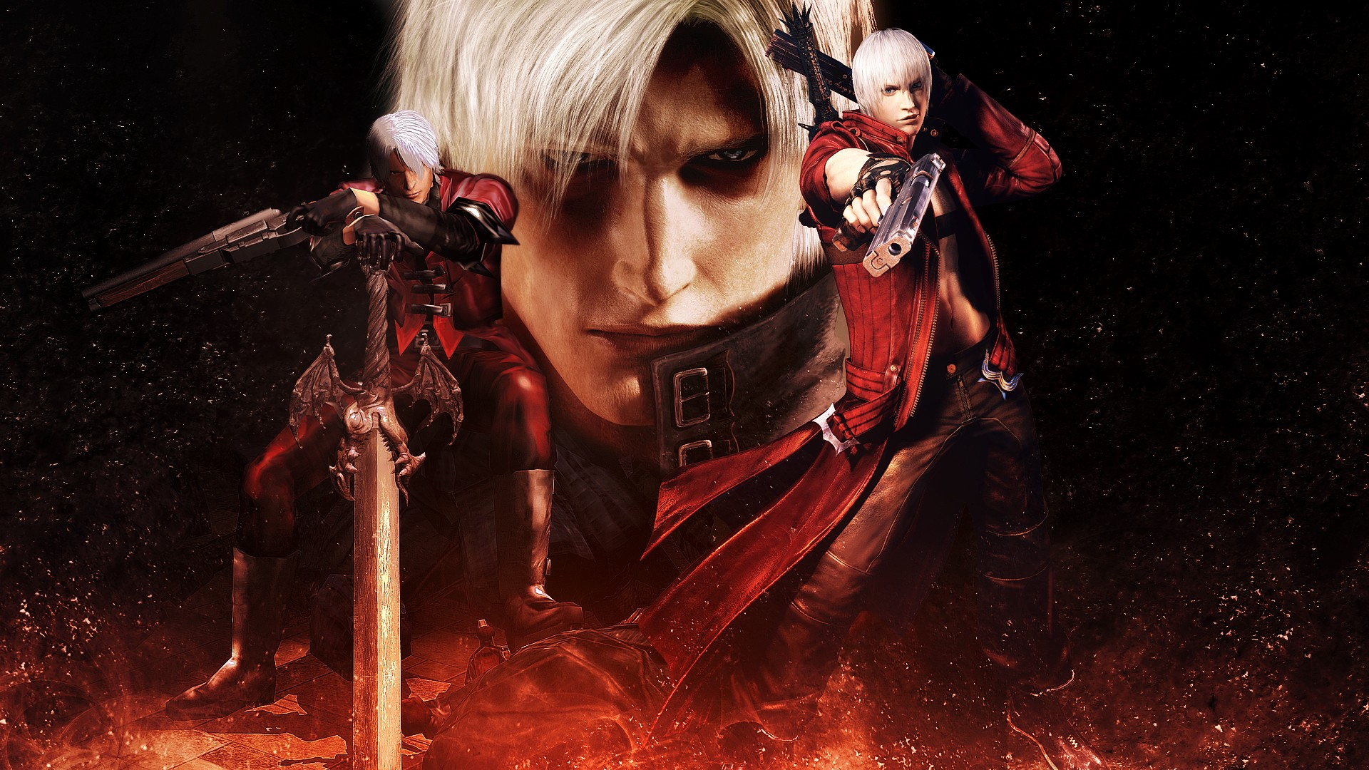 dmc devil may cry 2 wallpapers