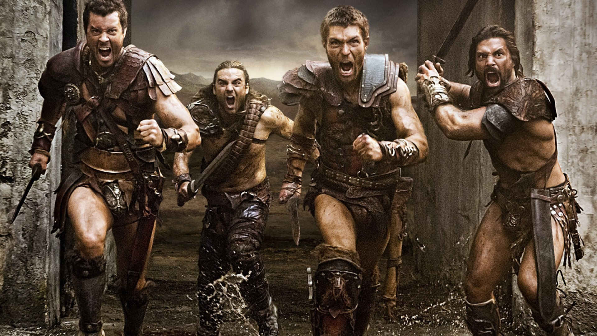 Filme Spartacus intended for i want to break free – spartacus : war of the damned   smells like