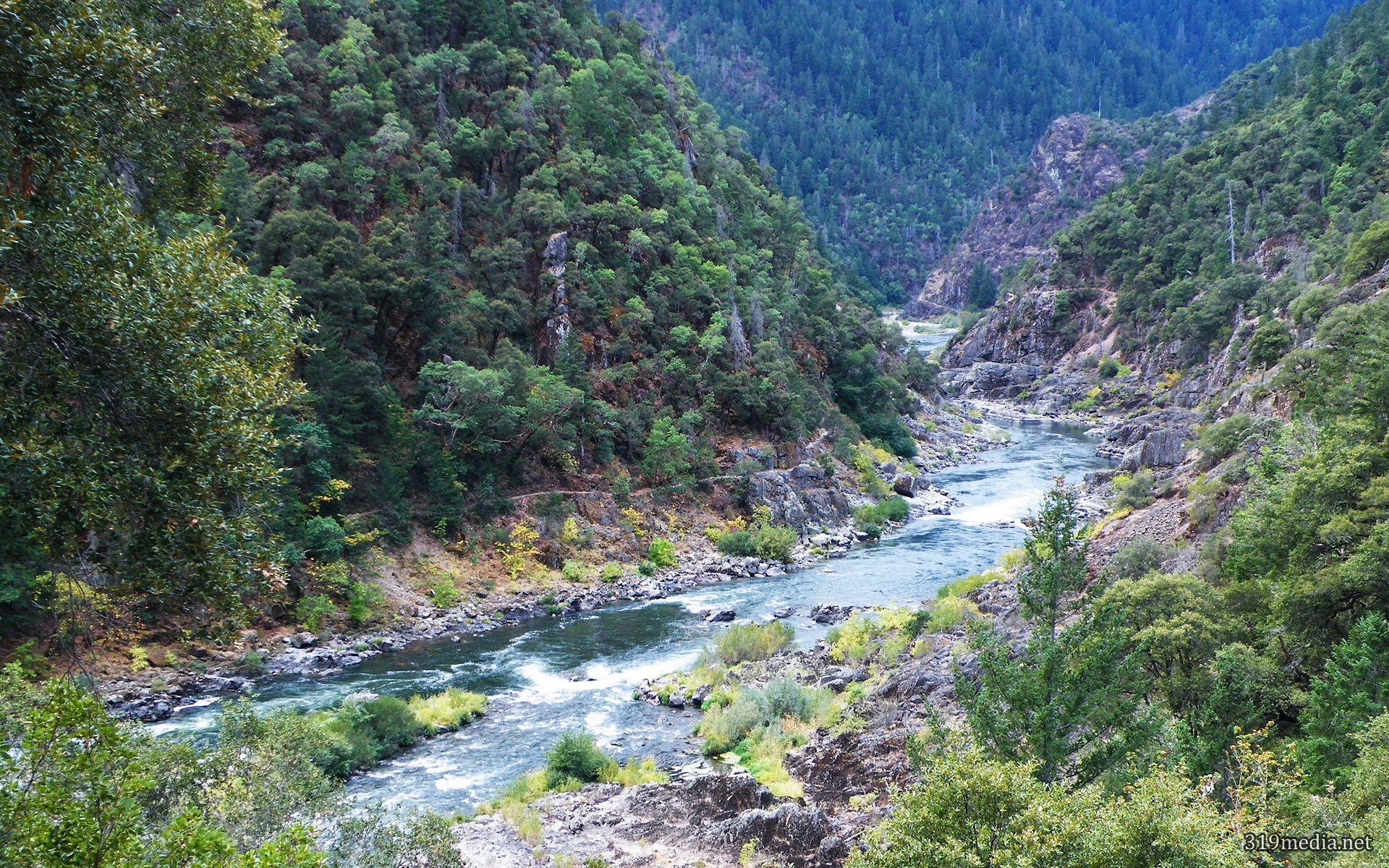 Rogue River Valley HD Wallpaper | Background Image ...