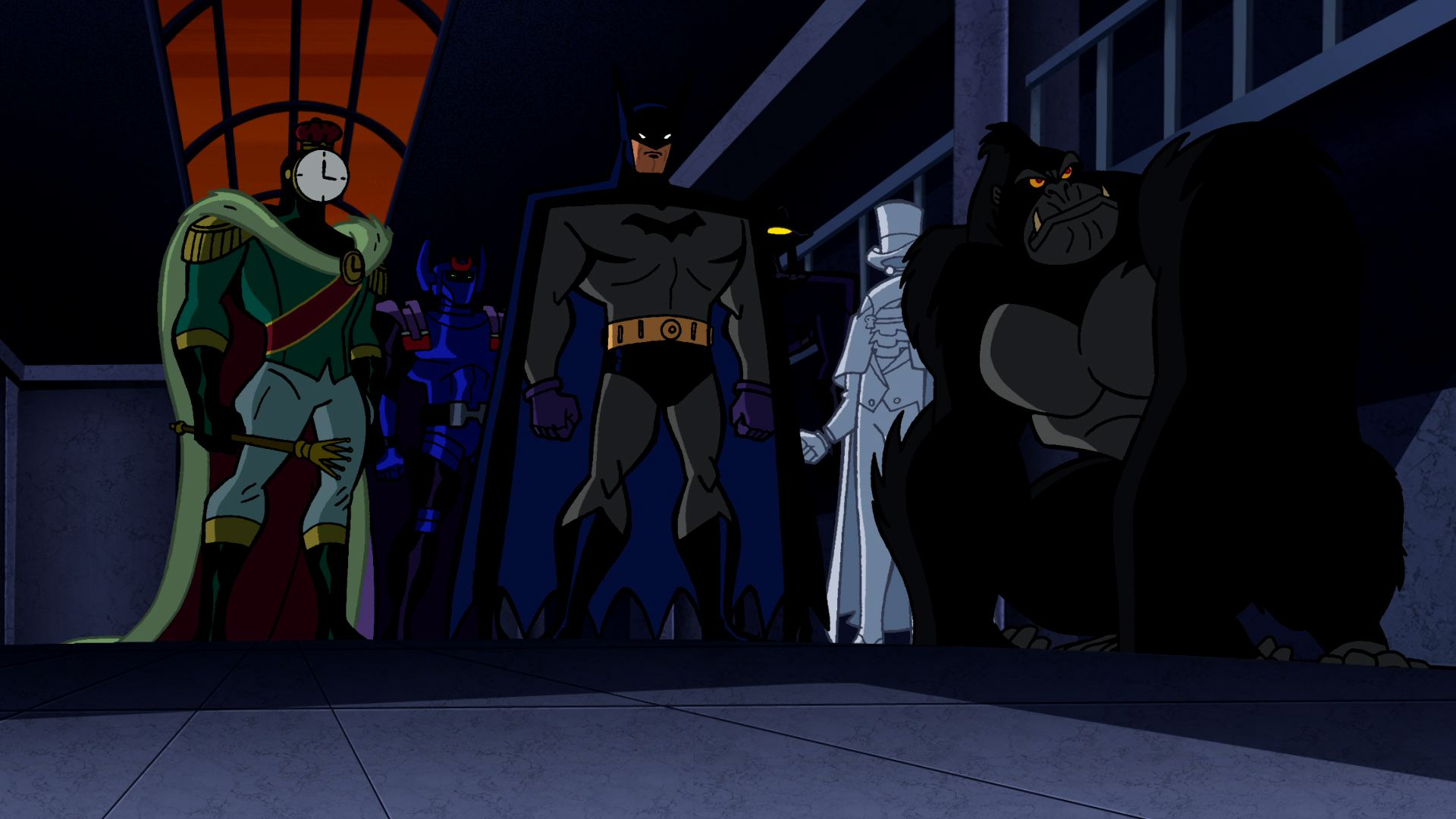 Batman The Brave And The Bold HD Wallpaper Background