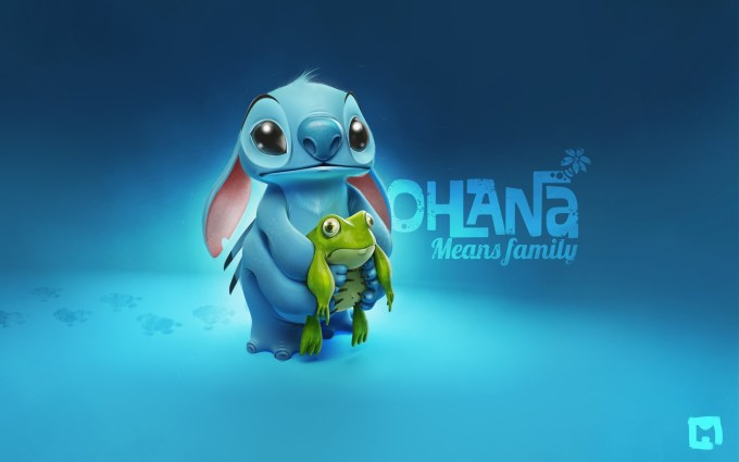 27 Lilo Stitch Hd Wallpapers Background Images Wallpaper Abyss