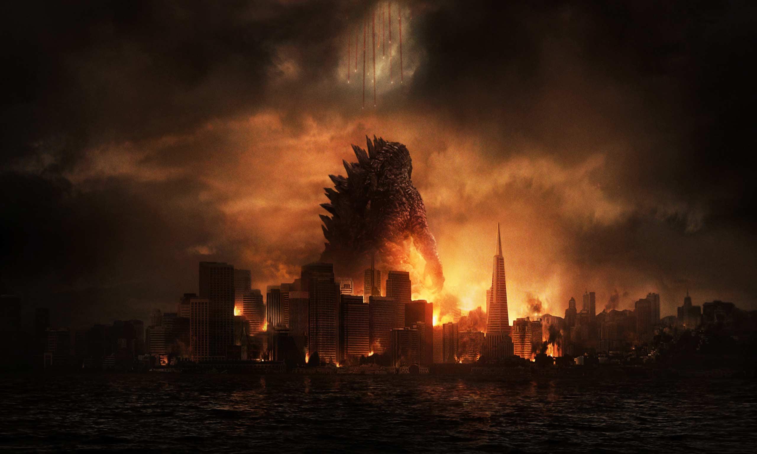 Godzilla Wallpaper Hd 1920x1080 42 Godzilla 2014 Fonds D 233 Cran Hd Arri 232 Re Plans