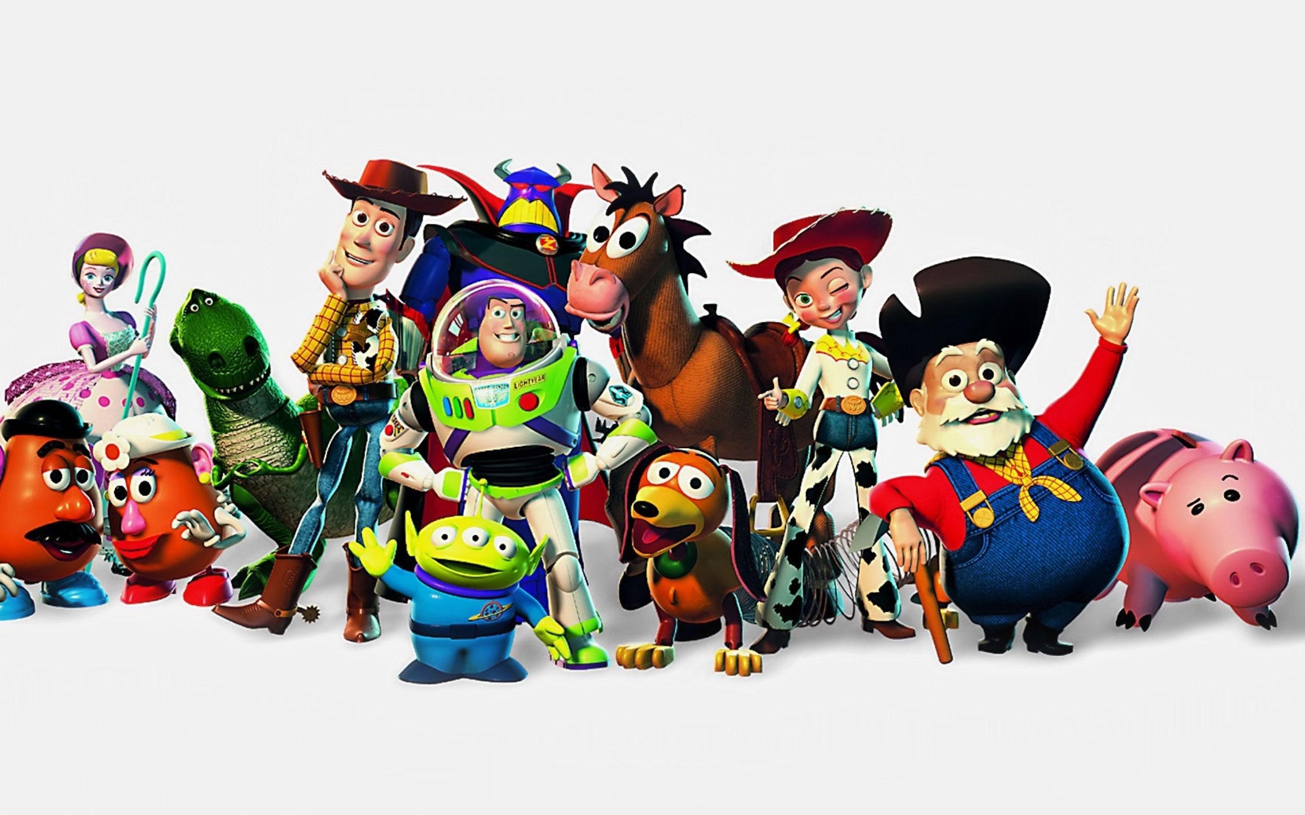 2560x1024 Hd Wallpaper Toy Story 高清壁纸 桌面背景 2560x1600 Id 498308 Wallpaper