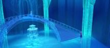 Elsa Frozen Ice Castle