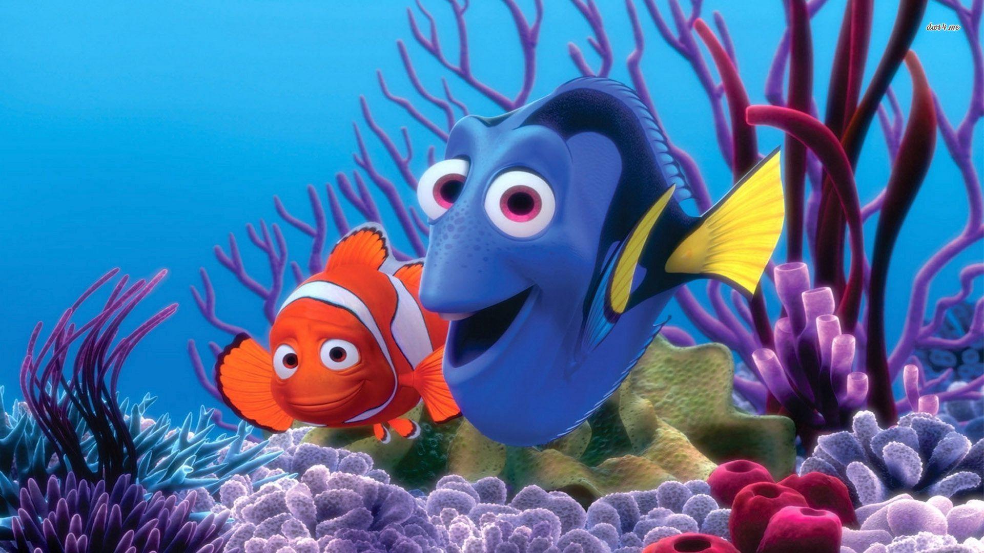 Finding Nemo Computer Wallpapers Desktop Backgrounds