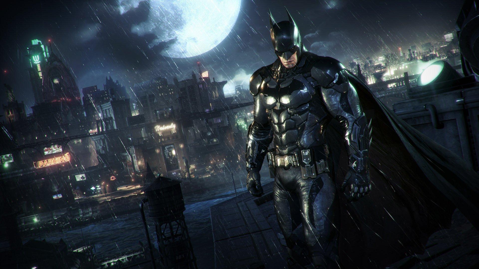 Batman Arkham Knight Full Hd Wallpaper And Background