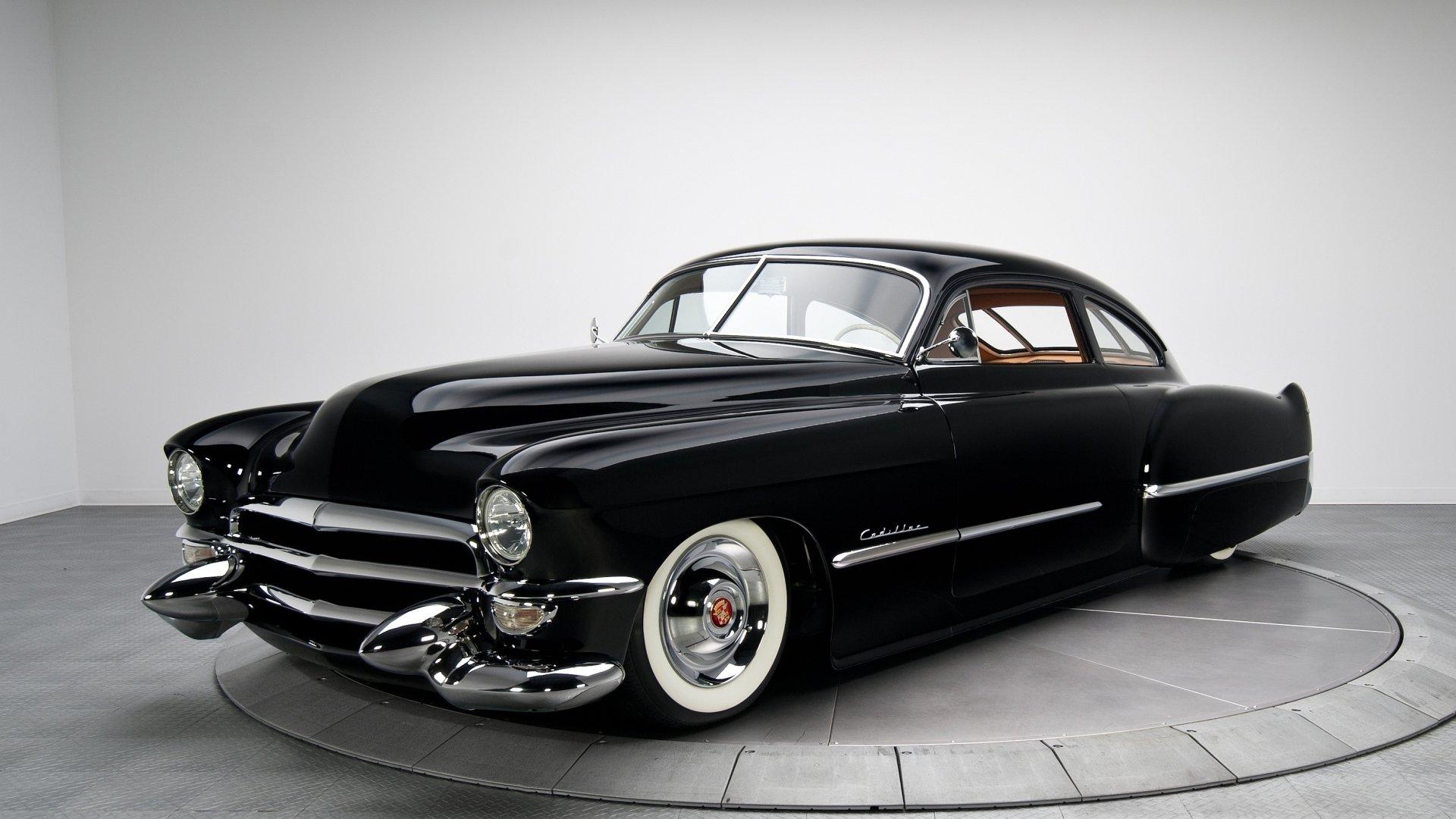 50s Classic Cars Wallpaper Cadillac Computer Wallpapers Desktop Backgrounds