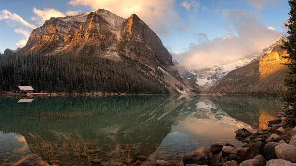 Banff National Park - Canadian Rockies Hd Wallpaper