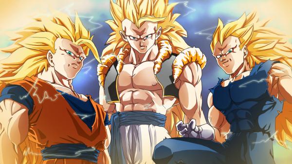 Gogeta Dragon Ball Hd Wallpapers Background