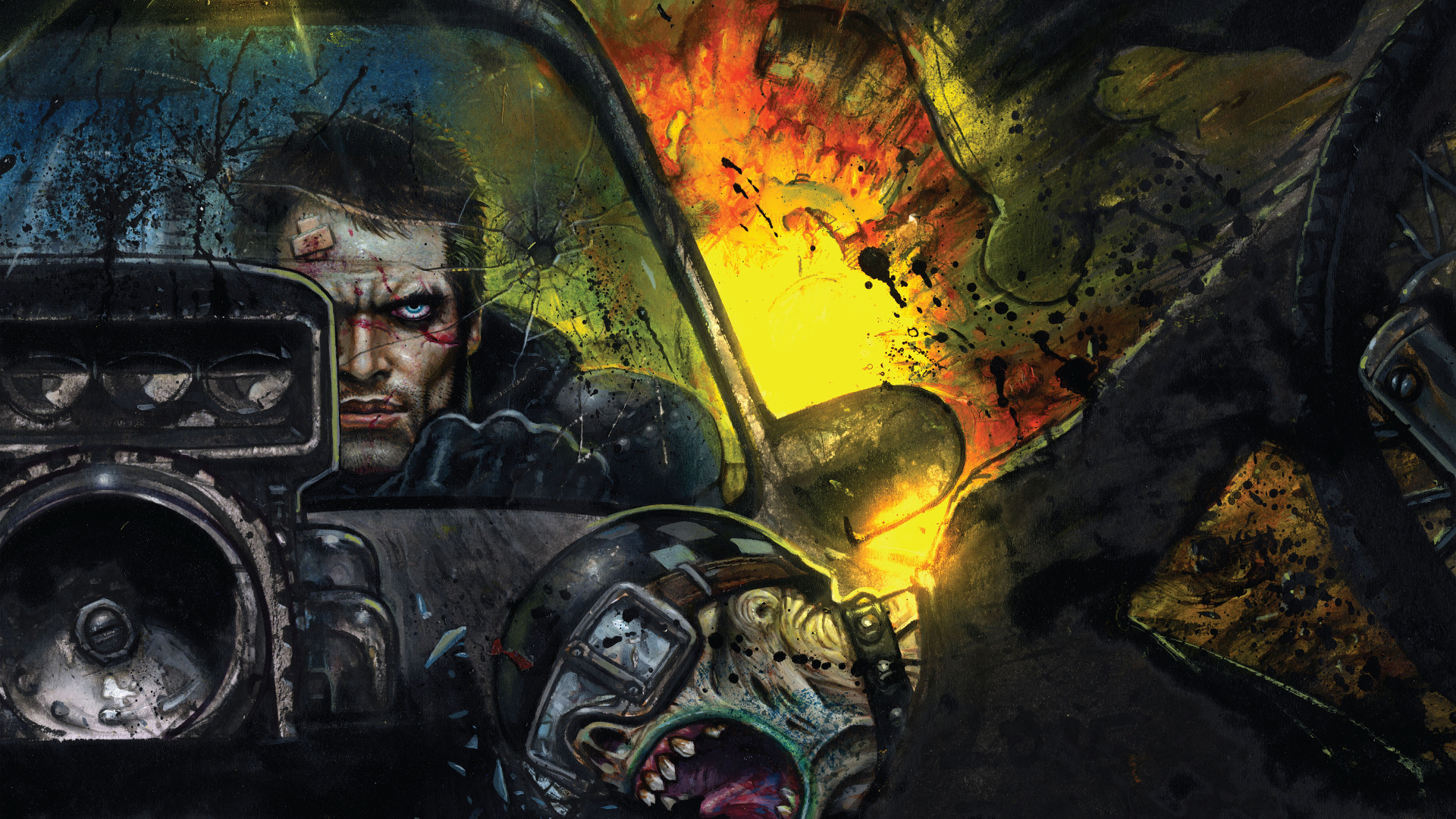 Alpha Coders Car Wallpapers Mad Max Fury Road Full Hd Wallpaper And Background Image