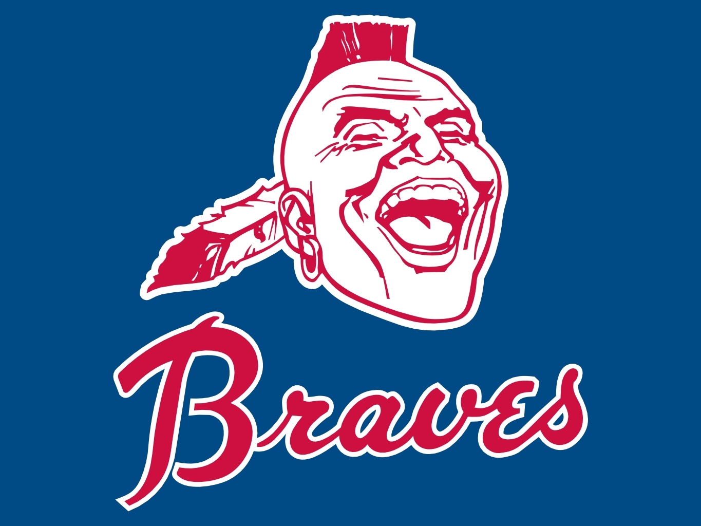 Phillies Iphone Wallpaper Atlanta Braves Wallpaper And Background Image 1365x1024