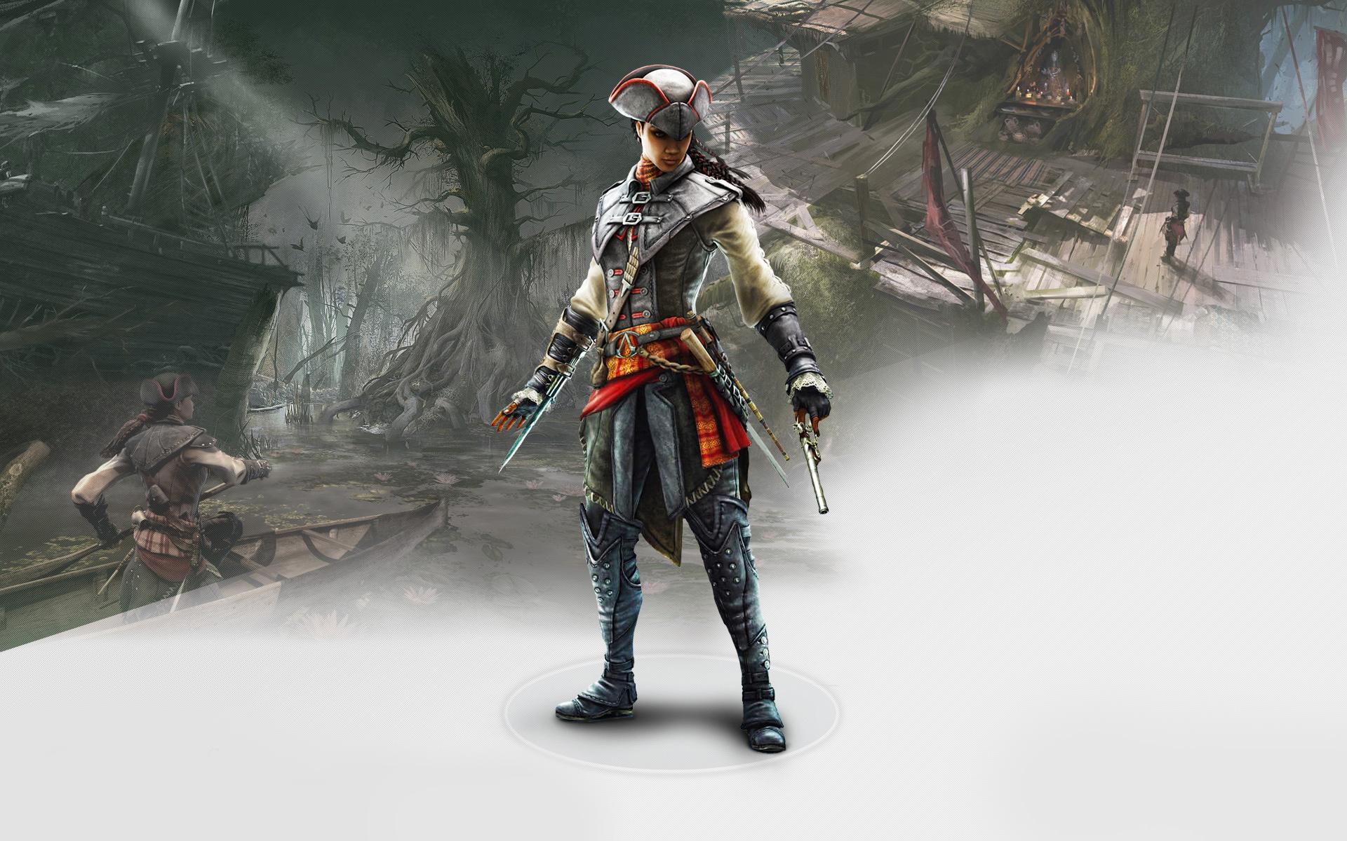 Assassins Creed Unity Hd Wallpaper Assassin S Creed Iii Liberation Hd Wallpaper Background