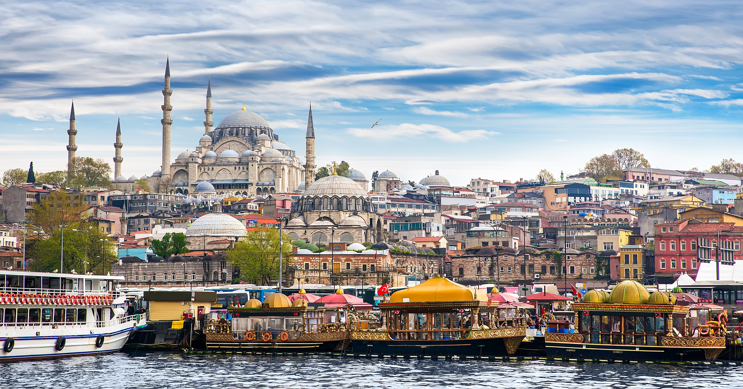 Istanbul HD Wallpaper  Background Image  2560x1339  ID