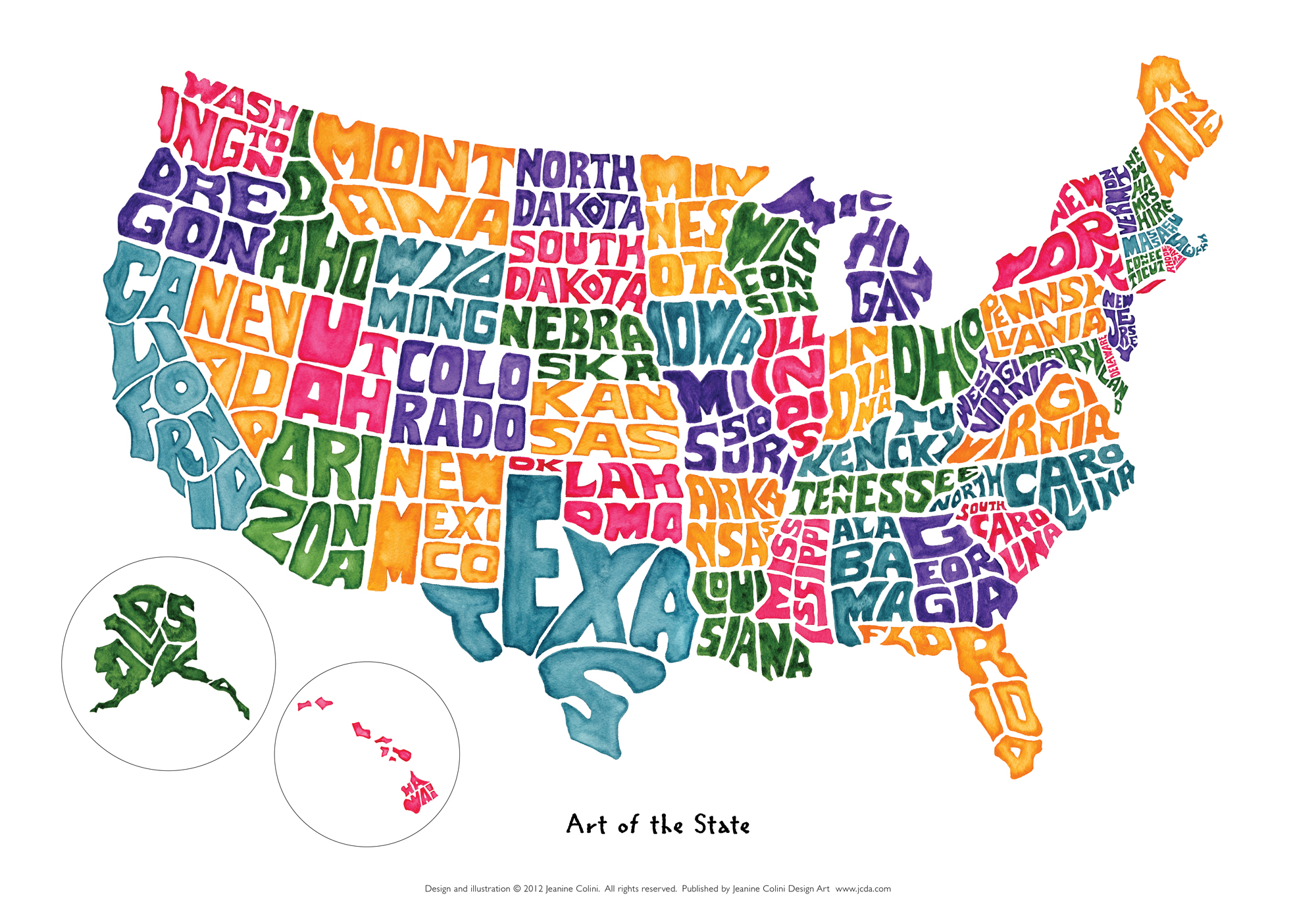 Map Of The Usa Hd Wallpaper
