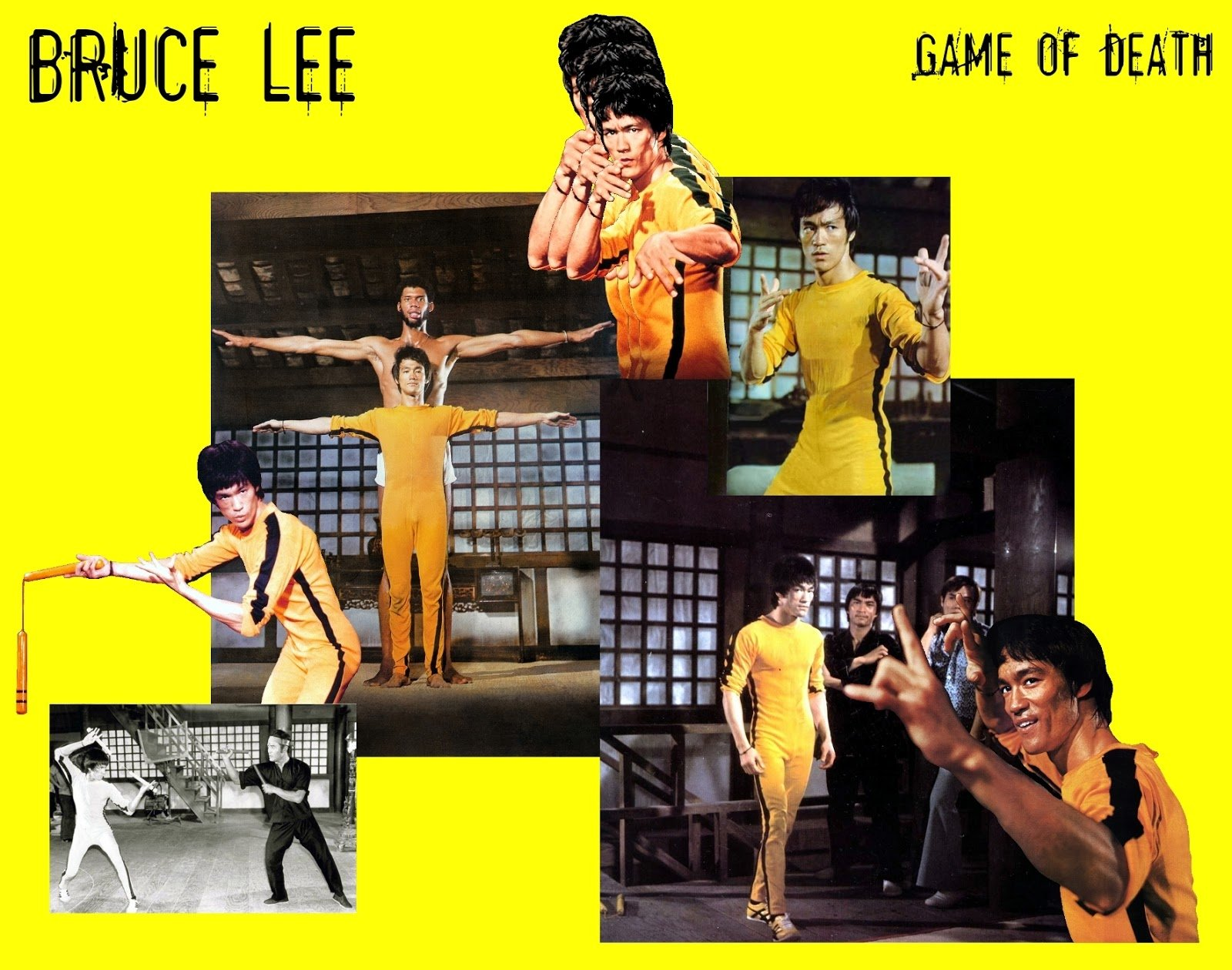 Game Of Death Wallpaper and Background Image   1600x1260   ID:770830 - Wallpaper Abyss