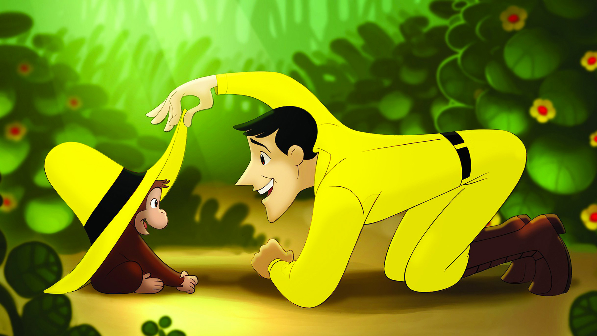 2 Curious George 2 Follow That Monkey Hd Wallpapers