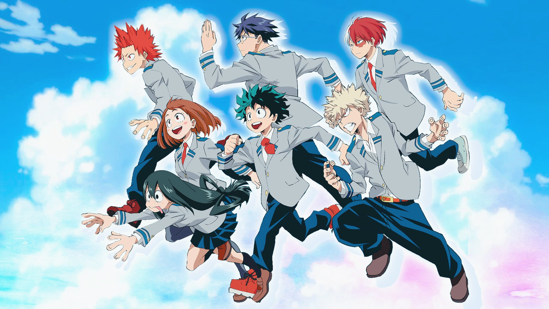 Customize your desktop, mobile phone and tablet with our wide variety of cool and interesting my hero academia wallpapers in just a few clicks! My Hero Academia HD Wallpaper | Background Image ...