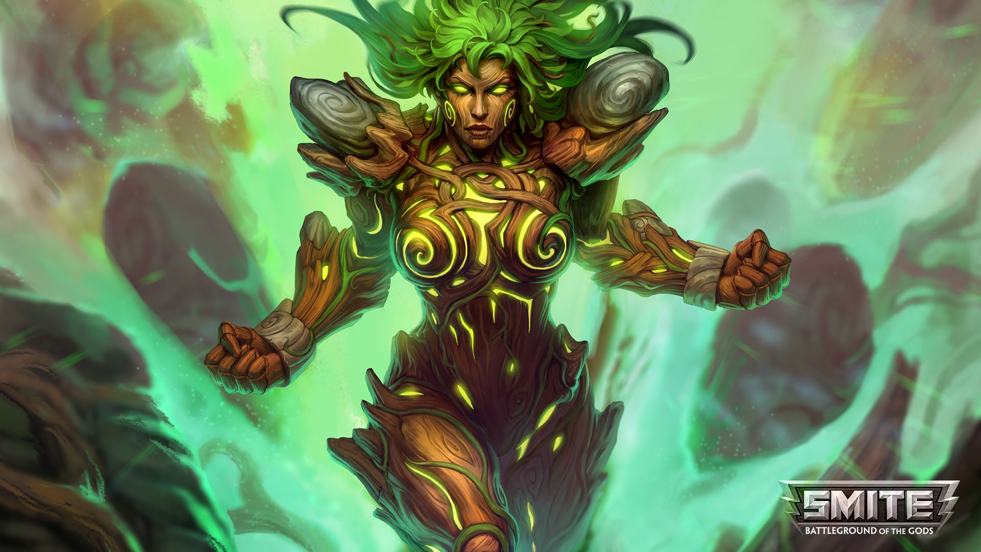 Rama 3d Wallpaper 1 Terra Smite Hd Wallpapers Background Images