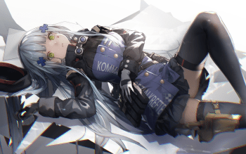 Anime Wallpaper Girls With Glasses 52 Hk416 Girls Frontline Hd Wallpapers Background