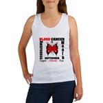 Blood Cancer Month Women's Tank Top