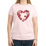 PIECE OF MY HEART Women's Light T-Shirt