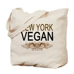 New York Vegan Tote Bag