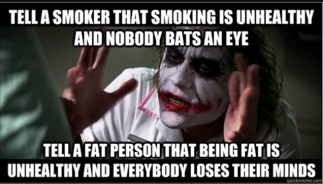 Image result for fat people memes