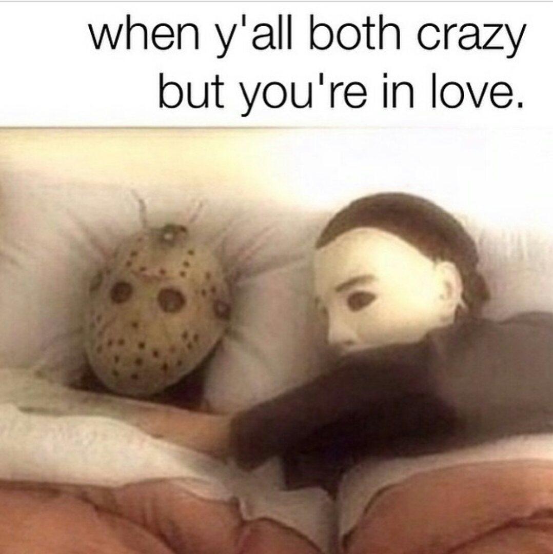 crazy in love meme