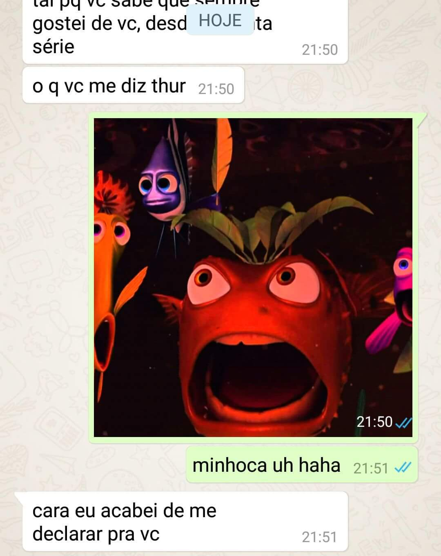 Uh Ha Ha Meme : MINHOCA, Sean22.second, Memedroid